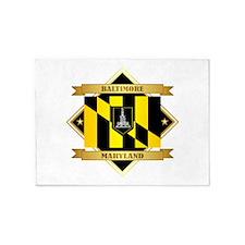 Baltimore 5'x7'Area Rug