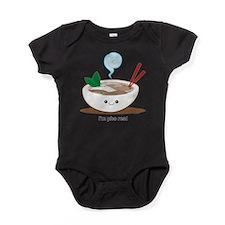 The soup Baby Bodysuit
