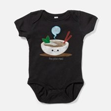 Unique Asian food Baby Bodysuit