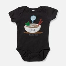 Funny Food Baby Bodysuit