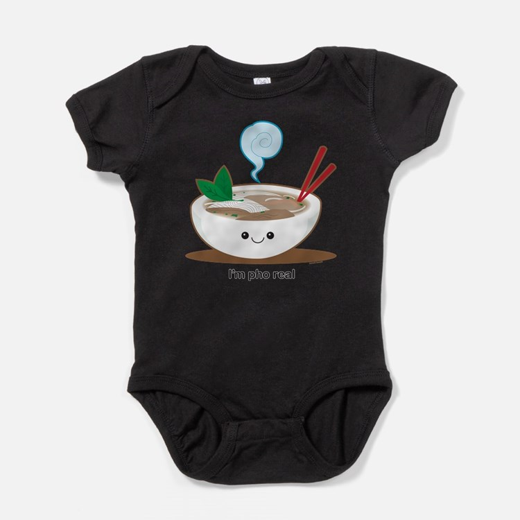 Cute Beef noodle soup Baby Bodysuit