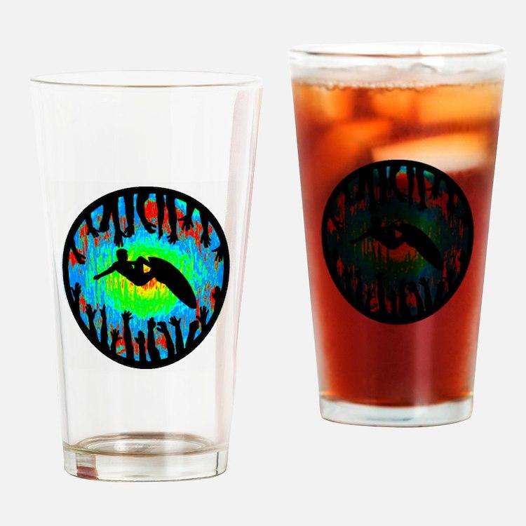 SURF Drinking Glass