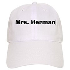 Mrs. Herman Baseball Cap