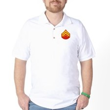 USMC-Cpl-Black-Shirt T-Shirt