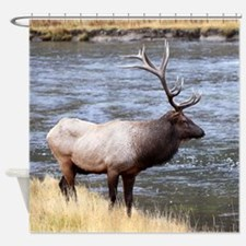 Elk River Shower Curtain