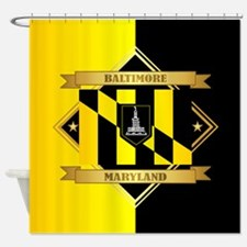 Baltimore Shower Curtain