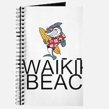 Waikiki Beach Journal