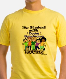 student with DS rocks.jpg T-Shirt