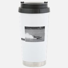 Cute Sports christmas Travel Mug