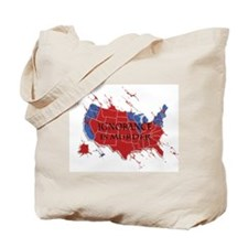 Ignorance Is Murder Tote Bag
