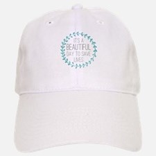 Greys Anatomy Its A Beautiful Day Baseball Baseball Cap