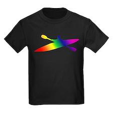 Kayak Ash Grey T-Shirt
