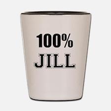 Funny Jill Shot Glass
