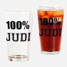 Judi Drinking Glass