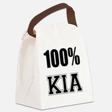 Cool Kia Canvas Lunch Bag