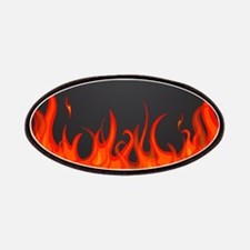 Flames Patch