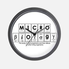 Unique Biology Wall Clock