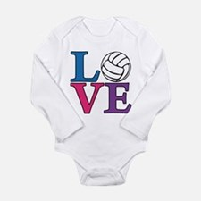 Volleyball LOVE Body Suit