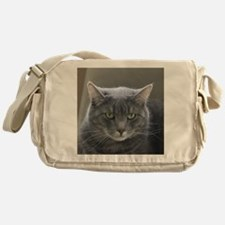Cute Feline Messenger Bag