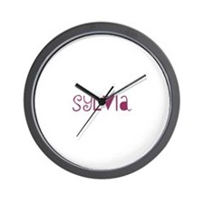 Sylvia Wall Clock