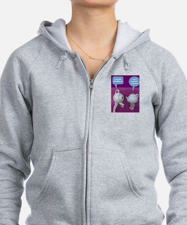 Women have Multiple Orgasms Zip Hoody