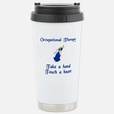 Funny National occupational therapy month Travel Mug