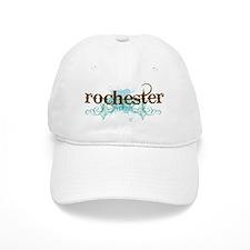 Rochester NY grunge Baseball Cap