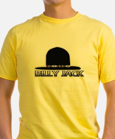 BillyJackHatLogo_scratch1 T-Shirt