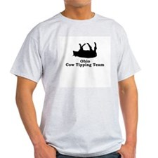 Ohio Cow Tipping T-Shirt