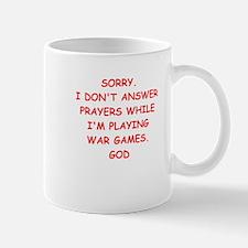 war games Mugs