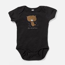 Drinking humor Baby Bodysuit
