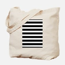 Cute Striped Tote Bag