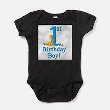 Unique Giraffe toddler Baby Bodysuit