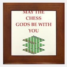 chess Framed Tile