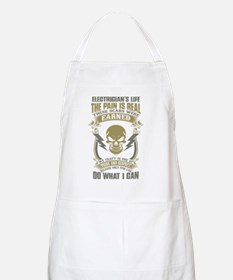 Funny Electrician Apron