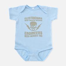 Electrician Body Suit