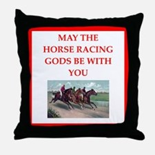 sports and gaming joke Throw Pillow