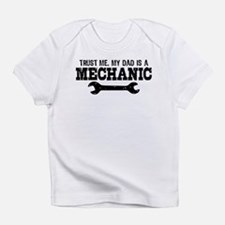 Unique I love a mechanic Infant T-Shirt