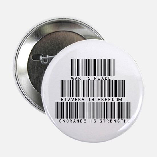"""War is peace 2.25"""" Button (10 pack)"""
