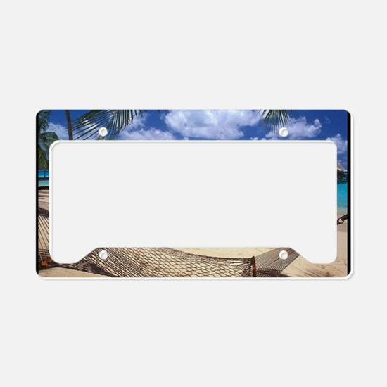 Unique Margarita License Plate Holder