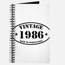 Vintage Aged to Perfection 1986 Journal