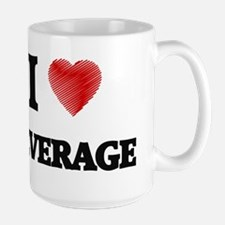 I Love Leverage Mugs