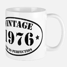 Vintage Aged to Perfection 1976 Mugs