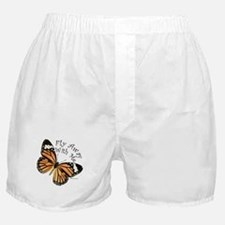 Monarch Butterfly Boxer Shorts