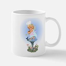 Garden angel Mugs