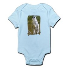 Meerkat on Stump Onesie