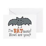 Bat-tastic Greeting Cards (Pk of 10)