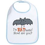 Bat-tastic Bib