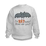 Bat-tastic Kids Sweatshirt