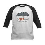 Bat-tastic Kids Baseball Jersey